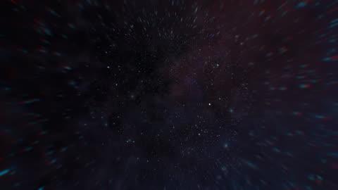 sfondi spaziali galaxy loopable infinito - copy space video stock e b–roll