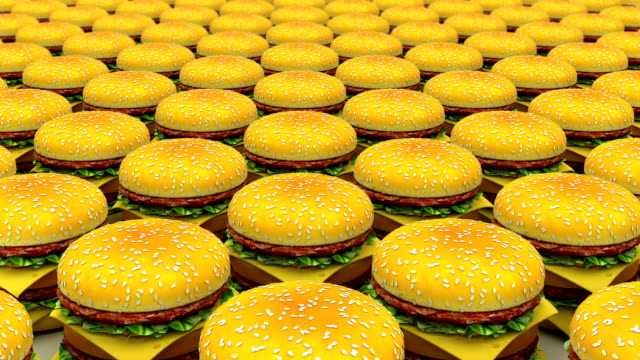 infinity motion hamburgers video