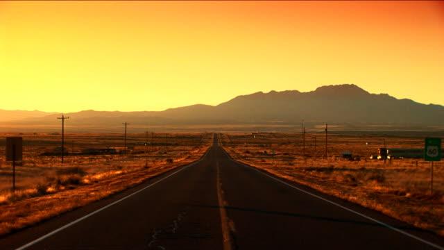 Infinity road video