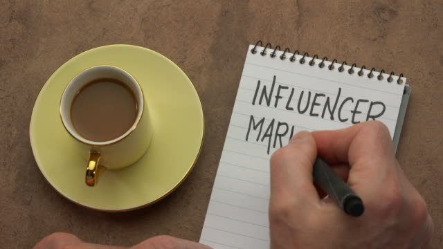 Best Influencer Marketing Stock Videos and Royalty-Free