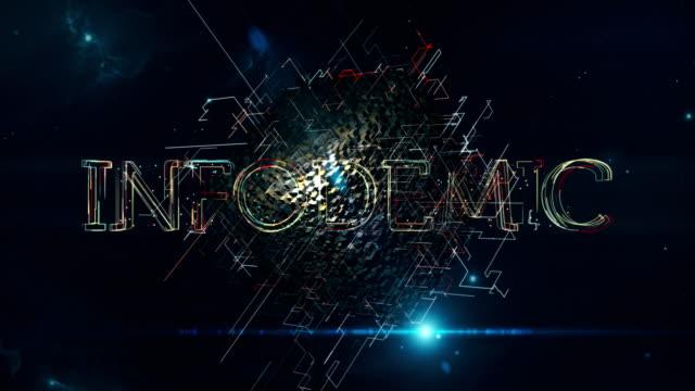 Infodemic Cube - vídeo
