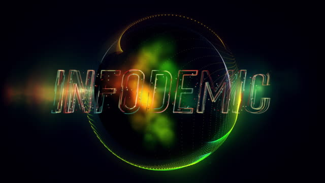 Infodemic Title - vídeo