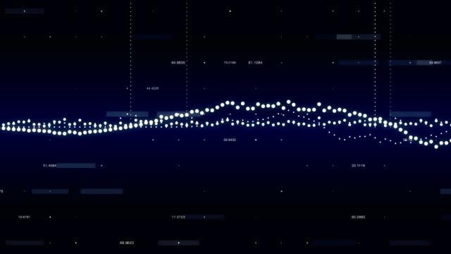 information screen graphic - 4k resolution - infographic стоковые видео и кадры b-roll