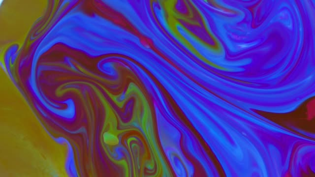 Ink Abstract Arty Pattern Colour Paint Liquid Concept Texture 1920x1080 25 Fps. Very Nice Ink Abstract Arty Pattern Colour Paint Liquid Concept Texture Video. mottled stock videos & royalty-free footage