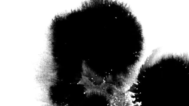 Ink Bleed Spotty video