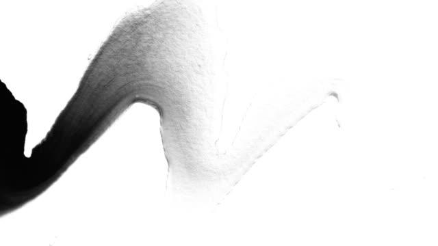 Ink Splatter and Bloom video