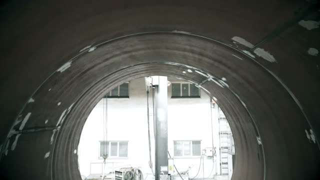 inside of tube - autoclave video stock e b–roll