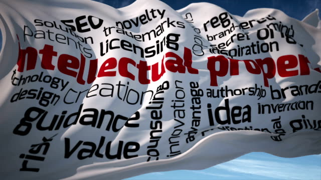 Intellectual Property Flag video