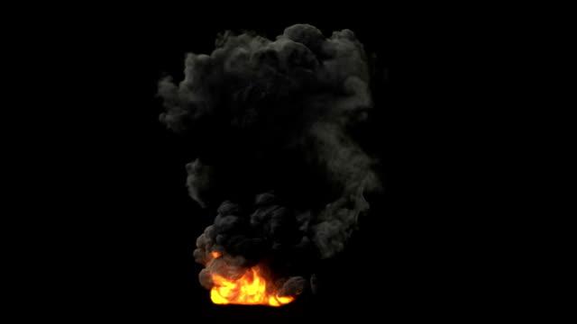 burnout intenso - fumo materia video stock e b–roll