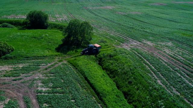 Intensive Agriculture Gmo Pesticides Glyphosate Fertilizer