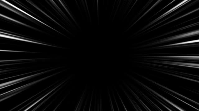 集中線 - 線点の映像素材/bロール