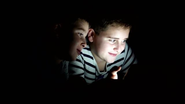 Rituales de acostarse interactivo - vídeo
