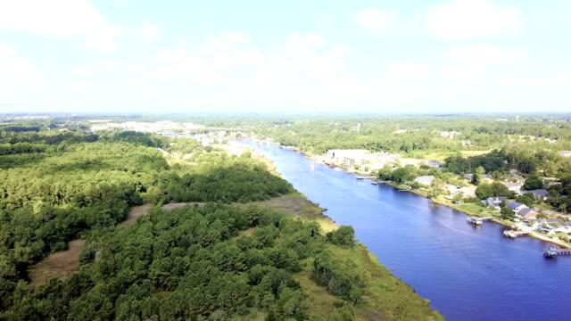 Intercoastal waterway video