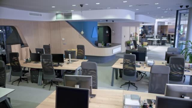 CS Interior of an empty call centre