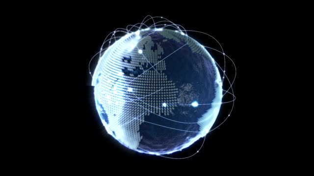 International Connention in the Age of Globalization // 3D Visualisation video