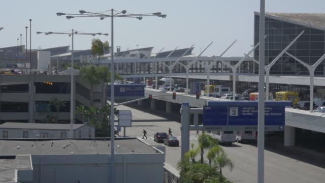 International Terminal at LAX video
