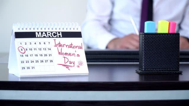 international women's day - special days - marzo video stock e b–roll