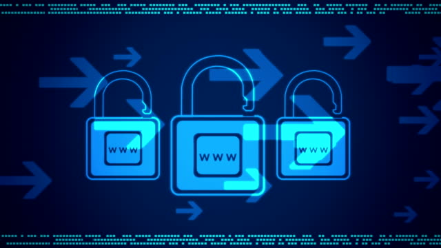 Internet Cyber Security video