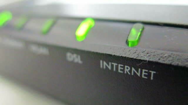 Internet, DSL, WLAN video