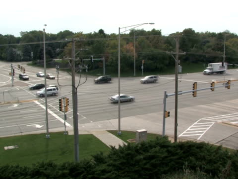Intersection Time Lapse 2 video
