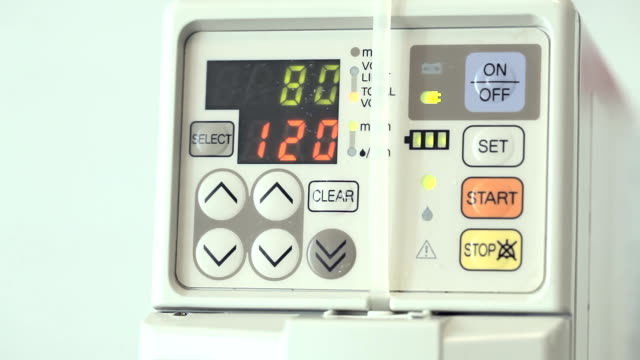 Intravenous IV Drip Machine video