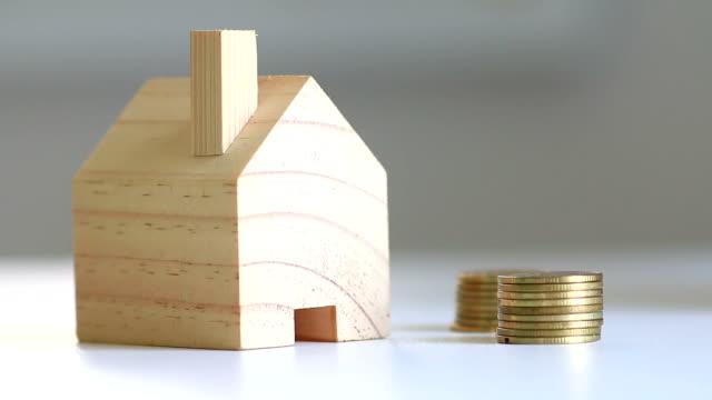 Invertir en concepto de bienes raíces - vídeo