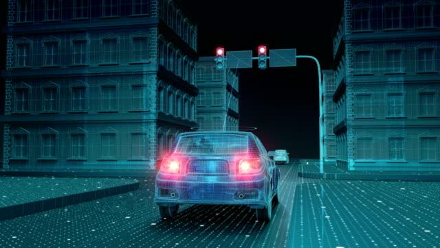 IoT 車交通情報管制システム、things.2 のインターネットに接続します。4 k サイズ ビデオ