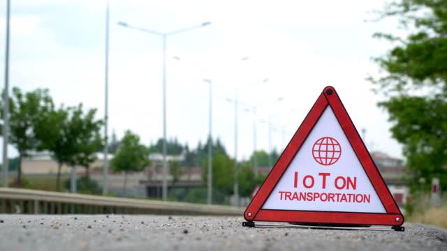 IoT on Transportation - Traffic Sign