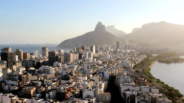 Ipanema district in Rio de Janeiro video