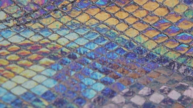 iridescent luminous reflection background hologram holographic pattern texture mermaid/unicorn fantasy background