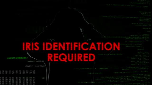Iris Identifikation erforderlich, Hacker erfolglos auf Server Ausfall – Video