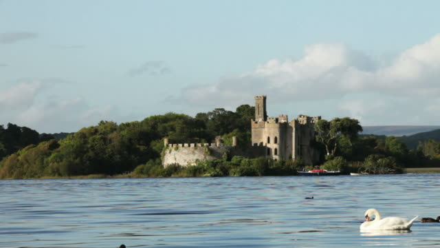 Irish castle video