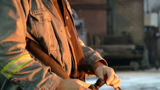 Iron and steel workers Iron and steel workers metallurgy stock videos & royalty-free footage