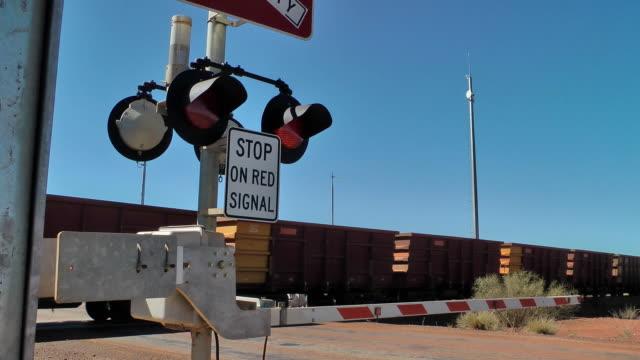 Iron Ore train video