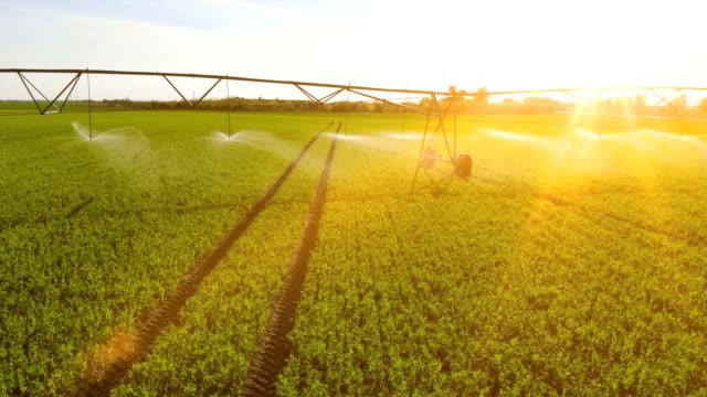 vidéos et rushes de système - équipement agricole