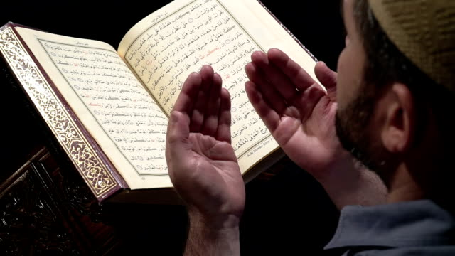 islamic prayer - ramadan stock videos and b-roll footage