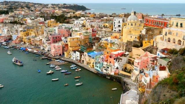 Island of Procida. Naples, Italy