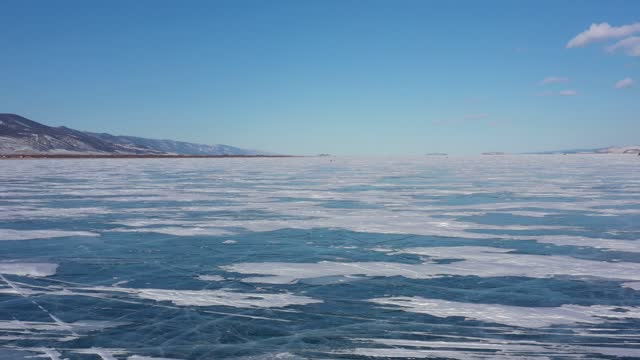 バイカル湖の島々 - シベリア点の映像素材/bロール