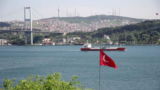 istanbul bosphorus,Turkey video