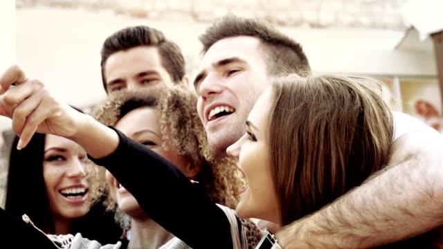 Istanbul Friends Selfie Group video