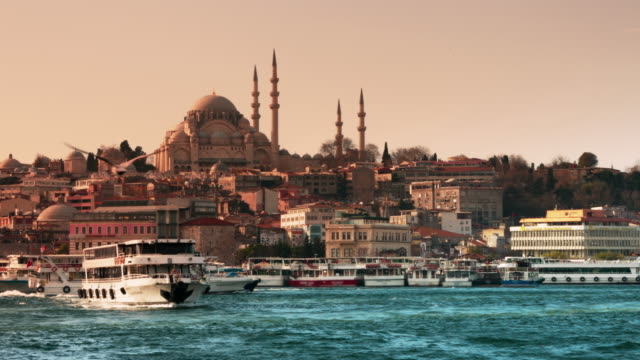 Istanbul landscape 4k video file istanbul stock videos & royalty-free footage