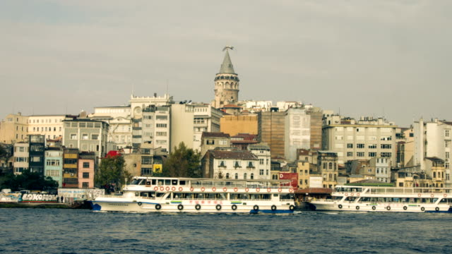 Istanbul landscape video
