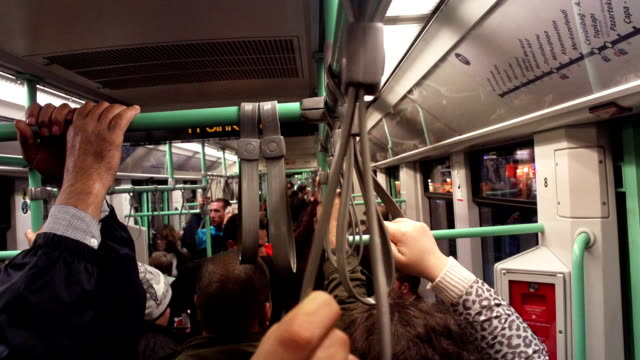 Istanbul Public Transport Istanbul Friends Public Transport subway stock videos & royalty-free footage