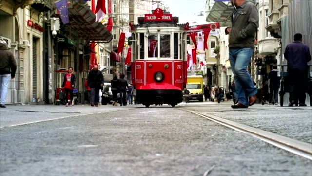 Istanbul Public Transport Istanbul Friends Public Transport istanbul stock videos & royalty-free footage