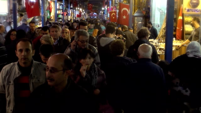 Istanbul Spice Market video