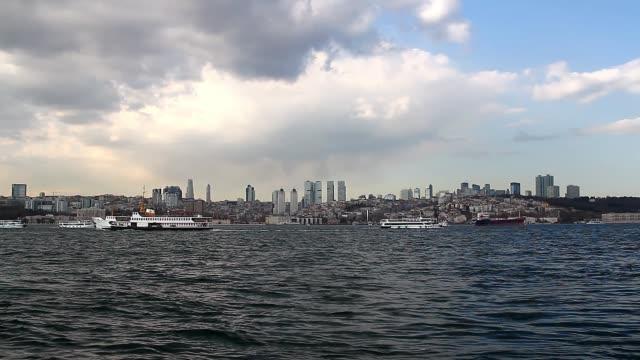 vidéos et rushes de istanbul / turquie - 2018