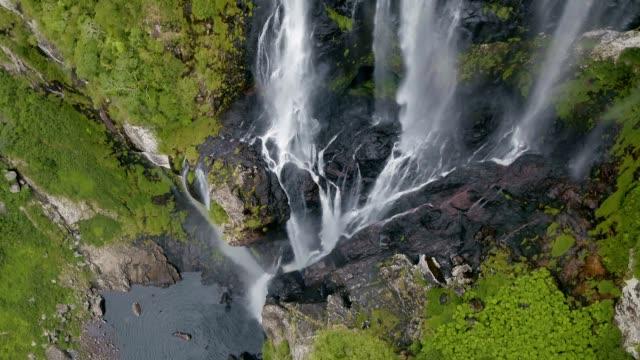 Itaimbezinho Canyon Waterfall in Cambará do Sul, RS, Brazil video