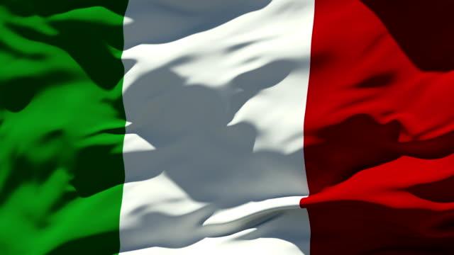 Italienische Flagge – Video