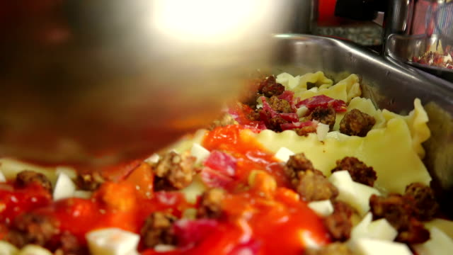 italian traditional cooking: mediterranean diet, nutrition, expo 2015 video