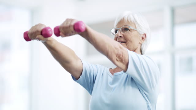 It's never too late to start lifting